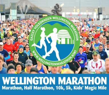 Wellington Marathon 2019