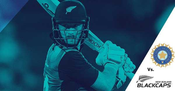 Blackcaps v India 4th T20 2020