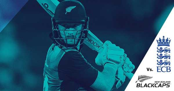 Blackcaps v England 2nd T20 2019