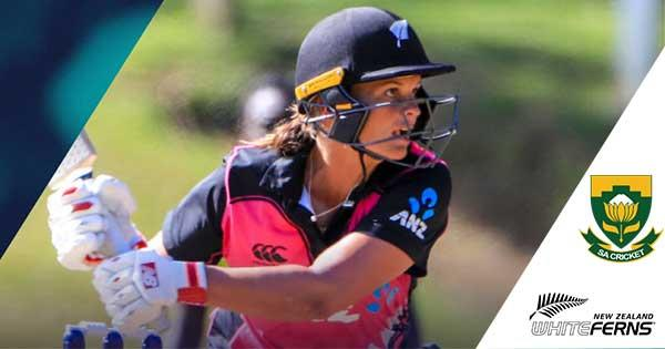 White Ferns v India 4th T20 2020